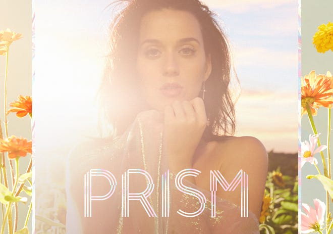 Katy Perry's 'Prism' album is out Oct. 22, 2013.