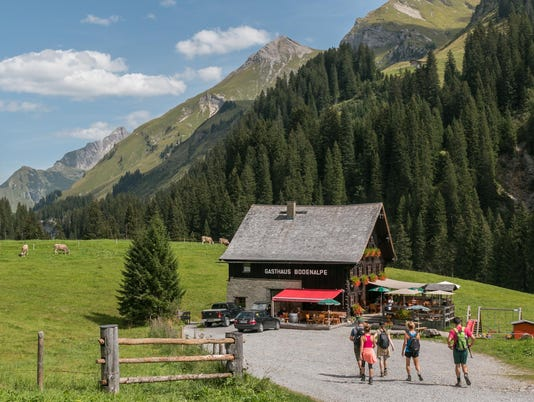 A taste adventure in Austria's Alps
