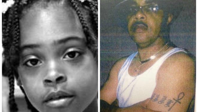 The FBI along with police in Washington, D.C. are still searching for missing 8-year-old Relisha Rudd. She is believed to be travelling with 51-year-old Kahlil Tatum, right.