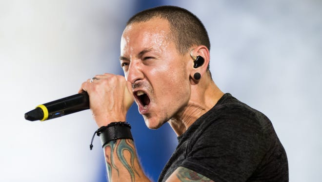 Linkin Park's late co-lead Chester Bennington would have turned 42 today.