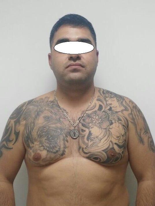 "Alleged Barrio Azteca gang leader ""El 300"" arrested in Juárez"