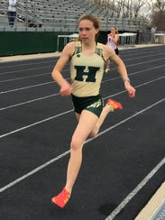 Emily Endebrock will challenge Howell's 400-meter record