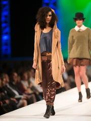 The 2014 DAAP Fashion Show.