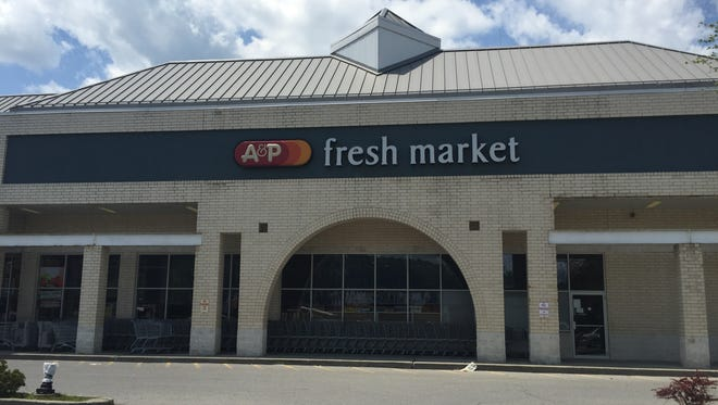A&P has three stores in Dutchess County, including this one pictured, in Pleasant Valley.