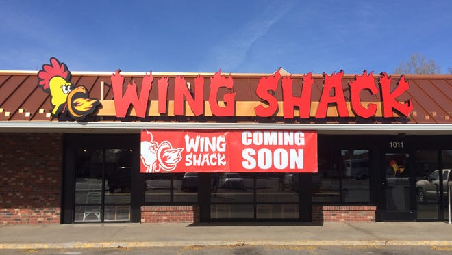 Wing Shack is opening a Fort Collins location on Monday.