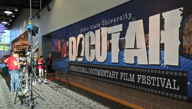 Dixie State University's DOCUTAH International Documentary Film Festival continues through Saturday in St. George.