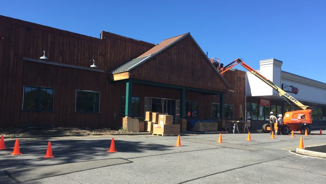 Tilted Kilt is scheduled to open during the first week of November in the Town of Poughkeepsie.