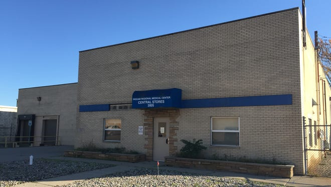 The former Ingham Regional Medical Center on Alpha Access Drive in Lansing will be converted into offices and a manufacturing space for Fluid Chillers, Inc.