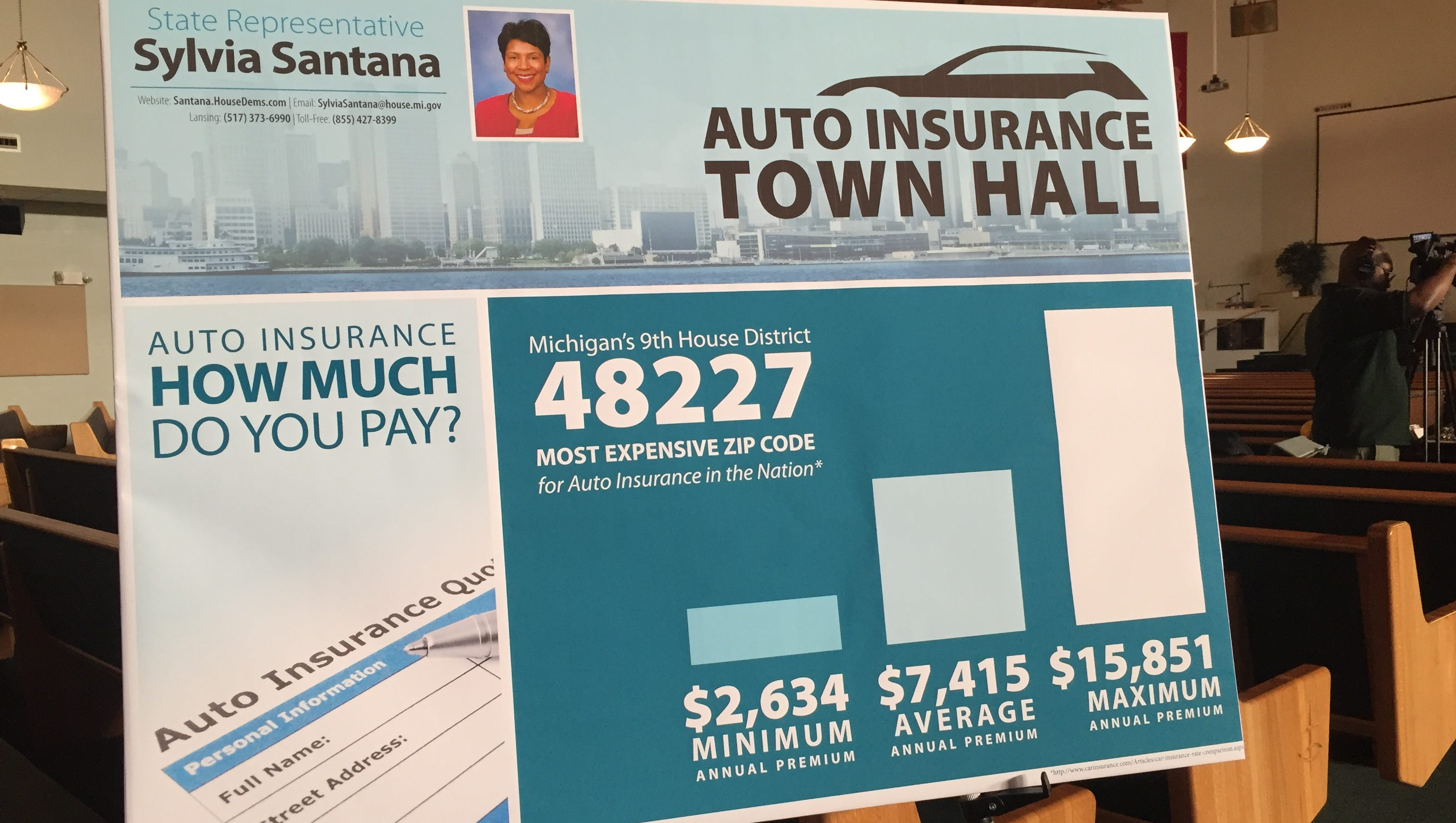 Significant Auto Insurance Relief Part Of Michigan House City Of
