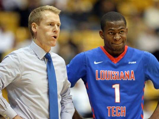 NCAA Basketball: Louisiana Tech at Southern Mississippi