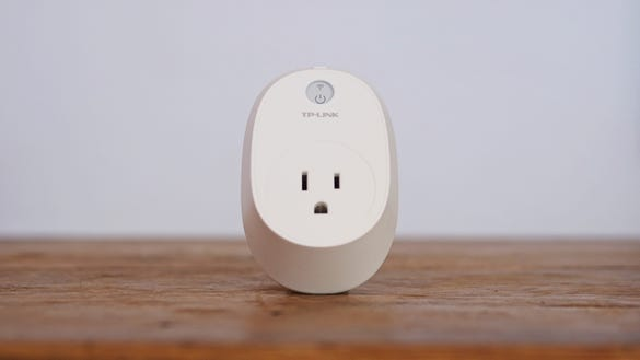 TP-Link Smart Wi-Fi Plug with Energy Monitoring
