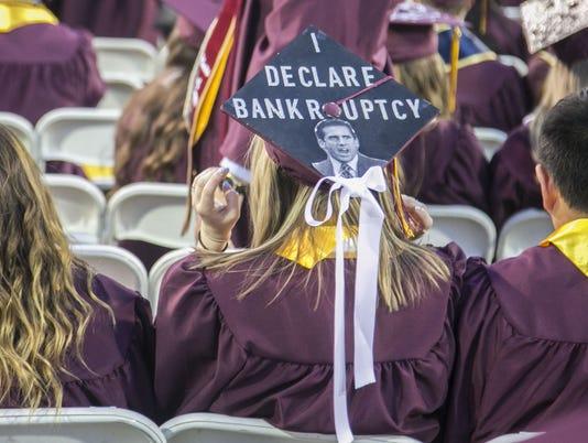 ASU Graduation