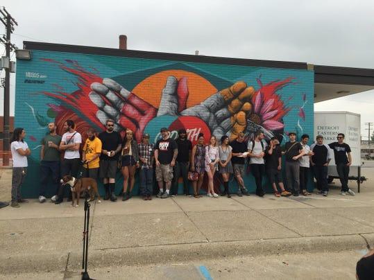 DFP murals in the ma