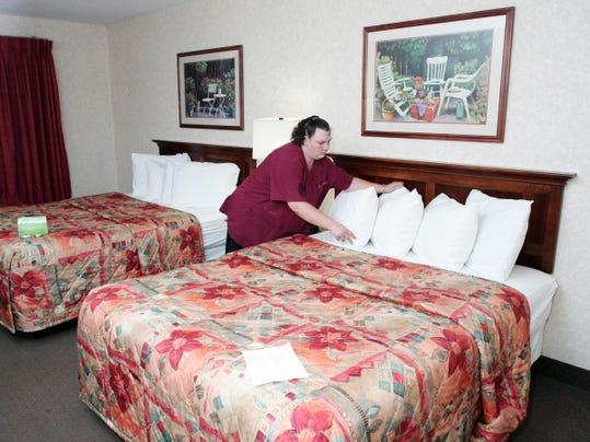 Bed tax benefits Visitors Bureau