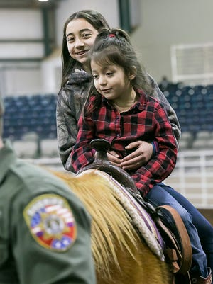 The Lone Star Rodeo, hosted by school resource officers from the Rutherford County Sheriff's office, rides into town this week.