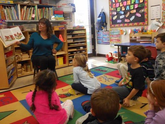 The Preschool Place & Kindergarten hosts award winning author