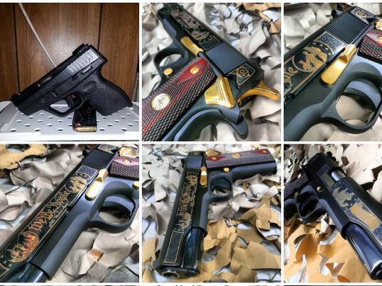 Instagram guns