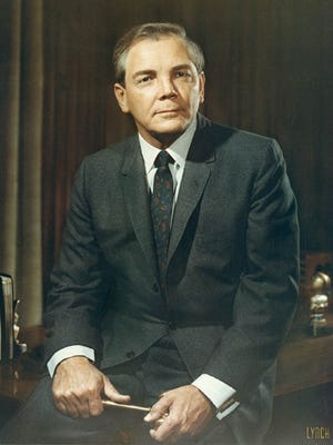 Former Gov. John McKeithen built a civil rights reputation during his two terms in office. FBI records indicate he was directly involved in payments from the state to the Ku Klux Klan to suppress its activities in the mid-1960s.