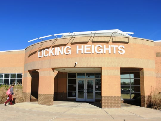 Voters on Tuesday decided whether Licking Heights Local Schools get to build a new high school to address overcrowding issues.