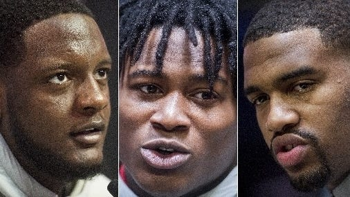Who will make the most immediate NFL impact? Cam Robinson, Reuben Foster  or Jonathan 'Allen?