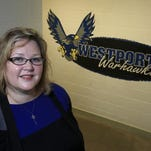 Staci Eddleman, the current principal of Westport Middle, has been tapped to lead Ballard High.