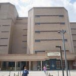 Camden County Jail Warden David Owens was referred to by a racial epithet in text messages sent by corrections officers.