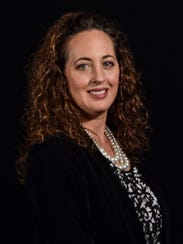 Rachelle Resendes of Gulf Elementary School is a finalist
