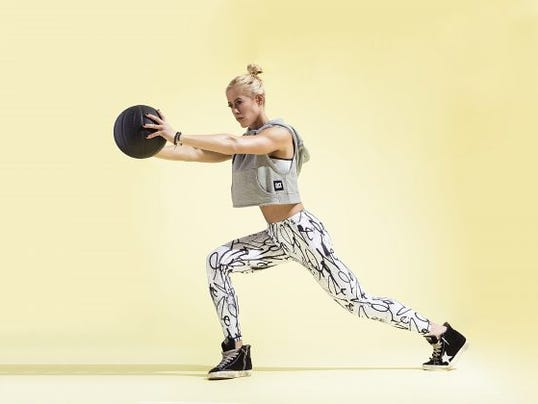 Celebrity trainer Lacey Stone