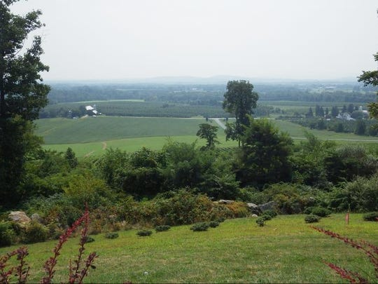 Hauser Estate Winery, home of Jack's Hard Cider, sits in the South Mountain region of Adams County.