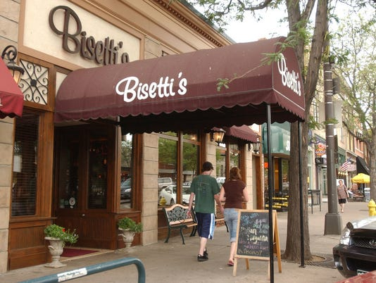Bisetti's lif SRB