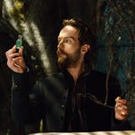 Tom Mison stars in Fox's 'Sleepy Hollow,' which will return for a fourth season.
