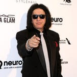 KISS frontman Gene Simmons says Rock Hall of Fame inductions should be based on the acts' ability to sing or play an instrument.