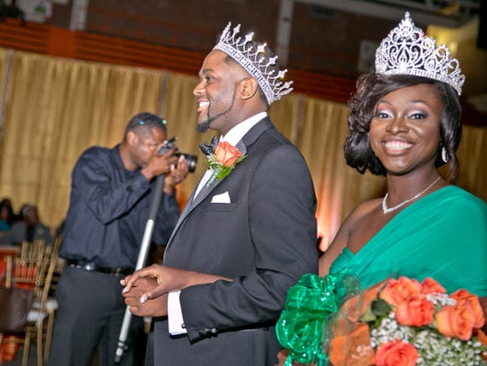 Ijeoma Ogala is crowed Queen of Orange and Green with