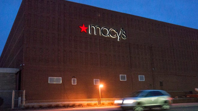Macy's Westland store is reported to be on the list of closings.
