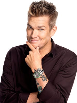 Mark McGrath, best known as lead singer for '90s band Sugar Ray, has had numerous TV appearances, too.