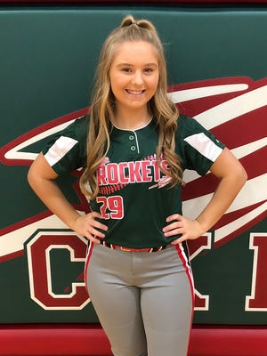 Oak Harbor's Seree Petersen drove in four runs and scored three times in two games Saturday.