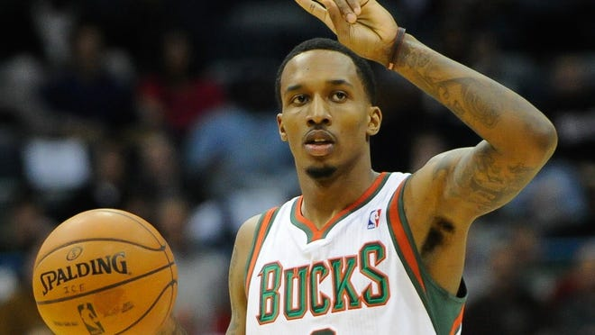 The No. 10 pick in 2009, Brandon Jennings started 289 of his 291 games with the Bucks. He averaged 17.0 points and 5.7 assists per game in four seasons in Milwaukee before being traded to Detroit in a deal that brought the Bucks Brandon Knight and Khris Middleton.