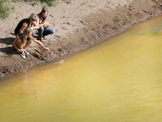 Thousands of mines with toxic water lie under the west