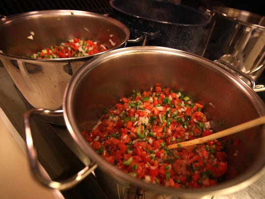 Tomatoes are now in season, and soon you might have more on your hands than you know what to do with. A great way to use excess tomatoes, peppers, onions and other ingredients is by making salsa you can enjoy fresh now, or preserve for use throughout the year.