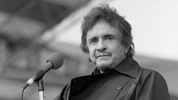 Nashville Then: 1987 Fan Fair with Johnny and June Cash, more