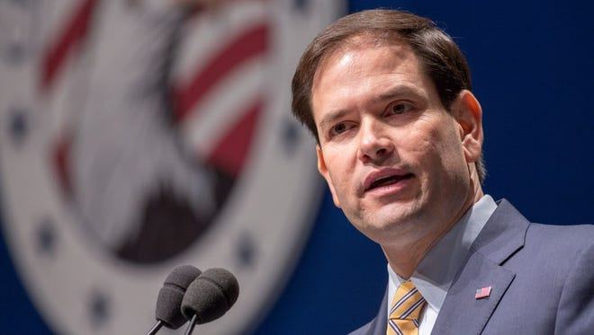 Sen. Marco Rubio, R-Fla., serves on the Senate Intelligence and Foreign Relations committees.
