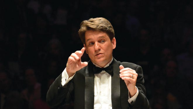 Keith Lockhart, artistic director of the Brevard Music Center, will conclude the center's summer season with two concerts on July 31 and Aug. 2.