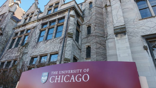 University of Chicago.