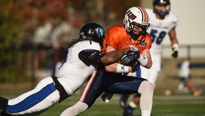 UT Martin finished 7-4 overall and 6-2 in conference play but was not chosen Sunday for the playoffs.