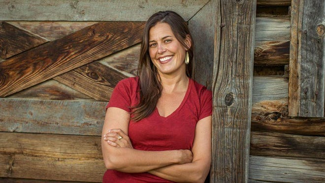 Red Ants Pants owner Sarah Calhoun has received several honors as a businessperson, but her focus remains on helping rural Montana.