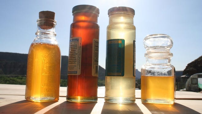 """More & more, cheap imported honey of unknown origin from China is filling out these """"blends"""""""