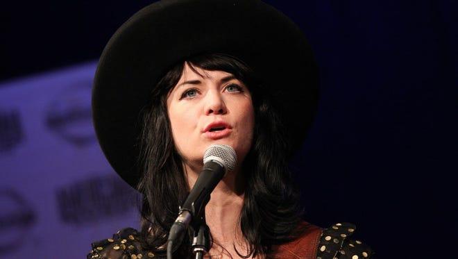 "Nikki Lane's newest album, ""Highway Queen,"" is out Friday."