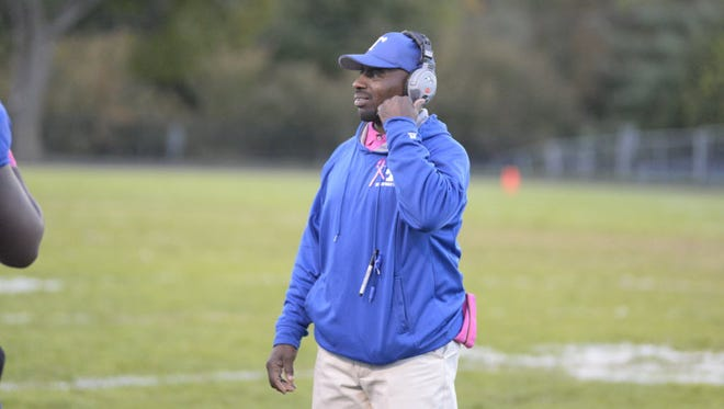 Teaneck coach Harold Clark is concerned about the future of the football program with fewer players on the roster.