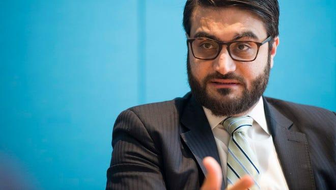 Afghan Ambassador Hamdullah Mohib