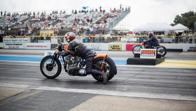 Plans for Harley-Davidson's 115th anniversary in Milwaukee include drag racing.
